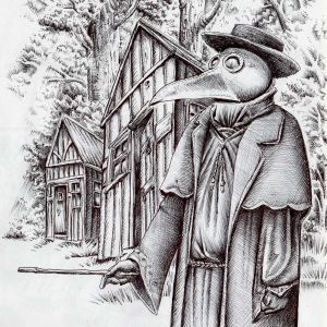 Origins of the Plague Doctor