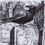 Ravens of Black Mountain Island
