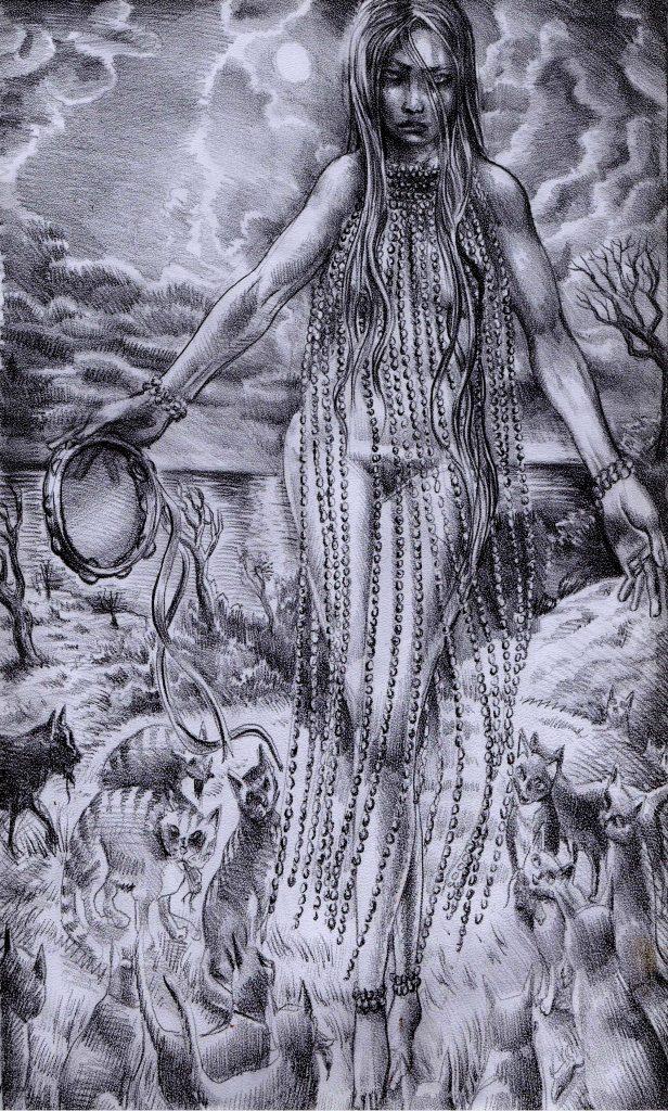 Leonora by Mike Stuart